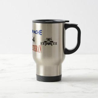 SAVE THE APACHE ride a VET Travel Mug