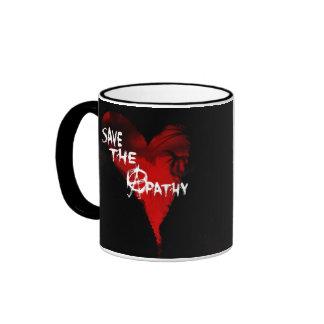 Save the Apathy Anarchy Mug