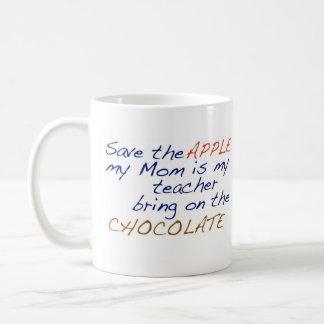 Save the Apple Coffee Mugs