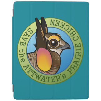 Save the Attwater's Prairie Chicken iPad Smart Cover