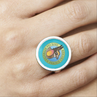 Save the Attwater's Prairie Chicken Rings