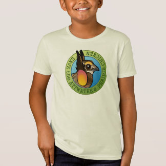 Save the Attwater's Prairie-Chicken T-Shirt