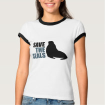 Save the Baby Seals Do Not Club T-Shirt
