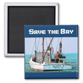 Save the Bay Magnet