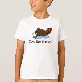 Save the Beavers T-Shirt