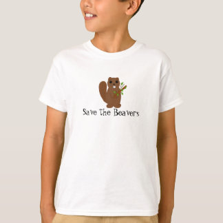 Save the Beavers T-Shirt