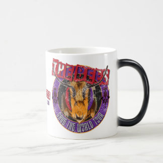 Save the Bee! Save the World! Rock & Roll Bee Magic Mug