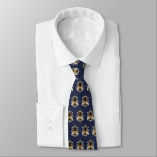 Save the Bee! : Support your Local Pollinator Neck Tie