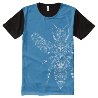 save the bees All-Over-Print T-Shirt