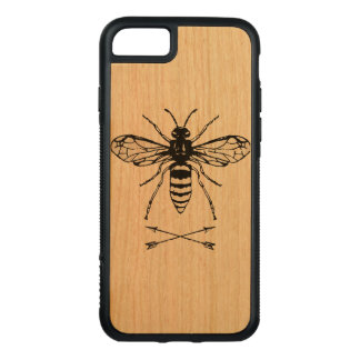 Save the bees carved iPhone 7 case