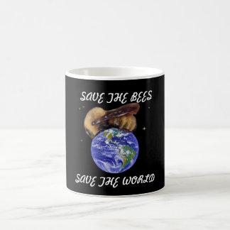 Save the Bees Coffee Mug