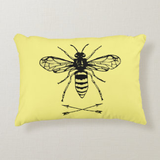 Save the bees decorative pillow