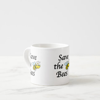 Save the Bees Espresso Cup
