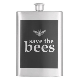 Save the Bees! Flask