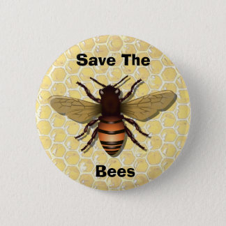 Save The Bees, Human Button
