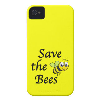 Save the Bees iPhone 4 Case-Mate Case
