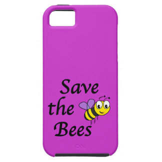 Save the Bees iPhone SE/5/5s Case
