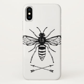 Save the bees iPhone x case