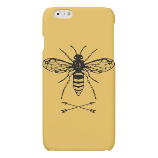 Save the bees matte iPhone 6 case