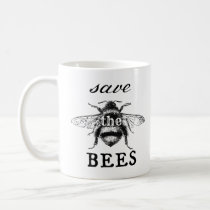 Save the Bees Mug - Environmental - Earth Day