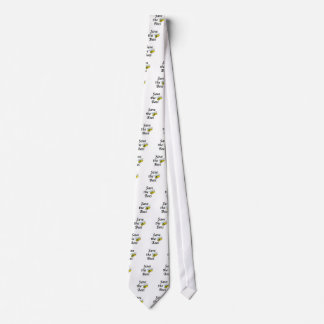 Save the Bees Neck Tie
