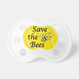 Save the Bees Pacifier