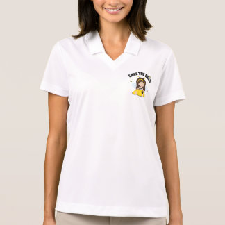 Save the Bees Polo Shirt