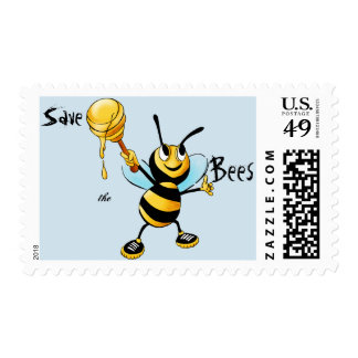 Save the Bees Postage