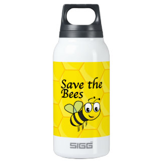 Save the Bees SIGG Thermo 0.3L Insulated Bottle