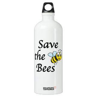Save the Bees SIGG Traveler 1.0L Water Bottle