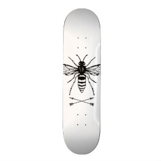 Save the bees skateboard