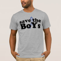 Save the BoYs™ American Apparel T-Shirt (Fitted)