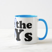 Save the BoYs™ Coffee Mug Oversized (savetheBoYs)