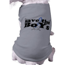 Save the BoYs™ Gasparilla Dog Shirt