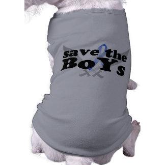 Save the BoYs™ Gasparilla Dog Shirt