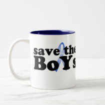 Save the BoYs™ Large Coffee Cup