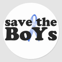 Save the BoYs™ Sticker