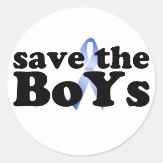 Save the BoYs™ Sticker