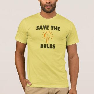 SAVE THE BULBS T-Shirt