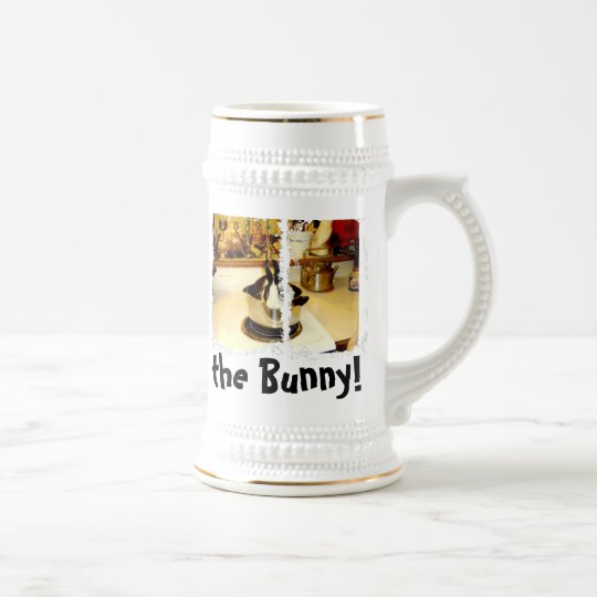 SAVE THE BUNNY Dirty 3 Box Stein