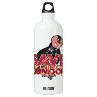 Save the California Condor Water Bottle