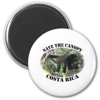 Save the Canopy-Costa Rica Magnets