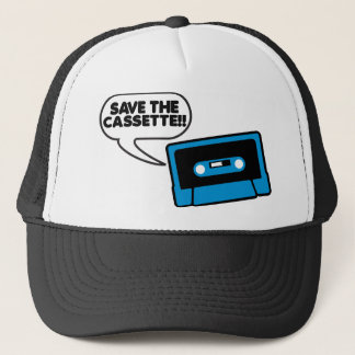 Save The Cassette Trucker Hat