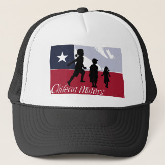 Save The Chilean Minors Trucker Hat