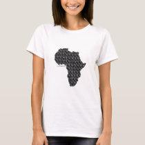 Save The Chubby Unicorn Africa T-Shirt