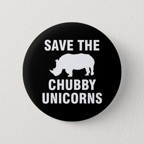Save the chubby unicorns button