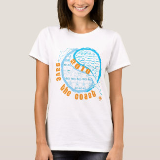 save the coast 2010 T-Shirt