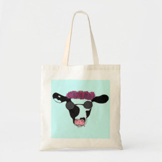 Save the Cows! Canvas Bag