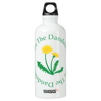 Save The Dandelions Aluminum Water Bottle