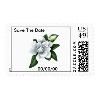 Save The Date, 00/00/00 Stamp